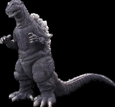 Original Godzilla render