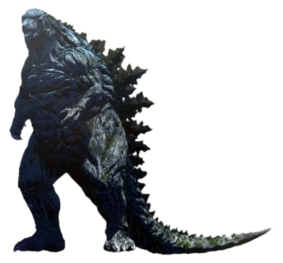 Godzilla Filiustransparent
