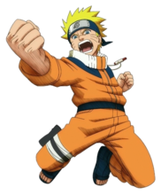 Naruto Uzumaki (Parte I)