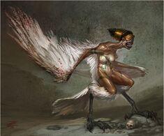 Harpia (God of War)