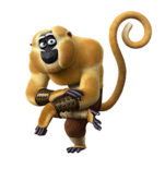 Mestre Macaco (Kung Fu Panda)