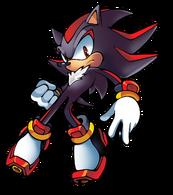 Shadow the Hedgehog (Archie Pré-Onda Gênese)