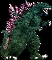 Megaguirus Godzilla render
