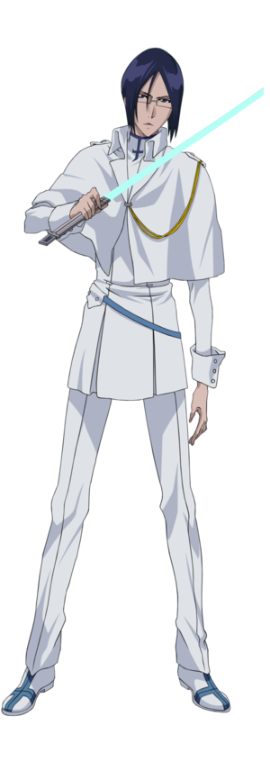 Pre-Timeskip Uryu Rendered