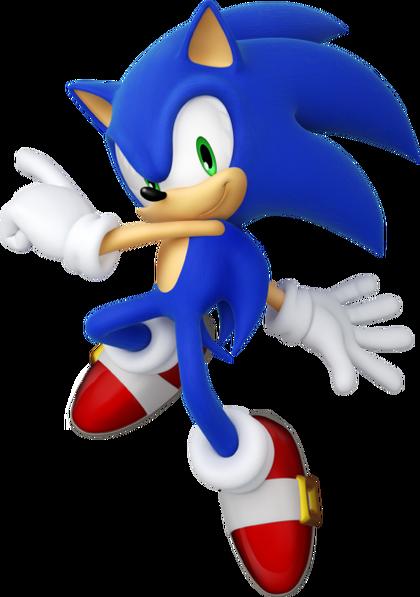 Modern Sonic