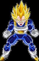 Render Dragon Ball Super Vegeta