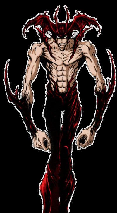 Devilman (Devilman Mokushiroku)k