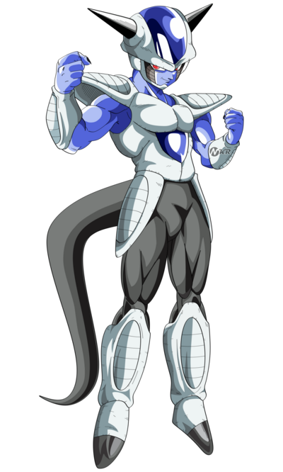 Frost dragon ball super by naironkr-d9p92k2