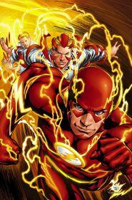 Barry Allen (Pós-Crise)