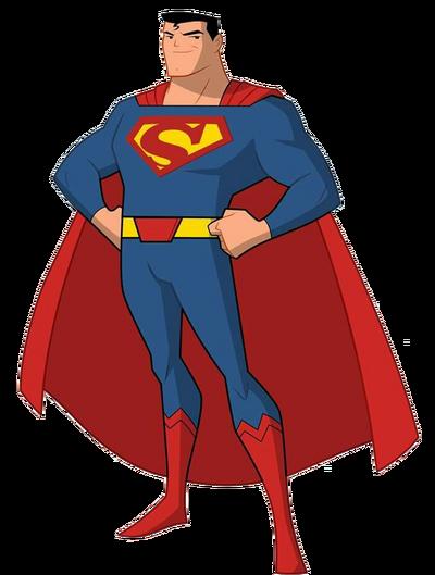 Superman Justice League Action render
