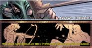 Arrows of Hercules
