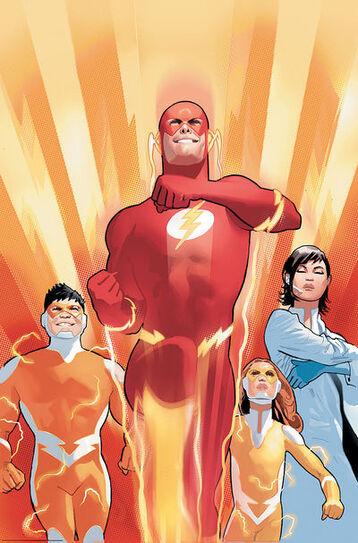 Flash - Wally West