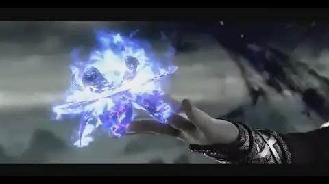 Game, jjjXD3.5 Xiao Yan Vs Shrek Seven Devils - DouPo CangQiong Video Game Cinematic Trailers