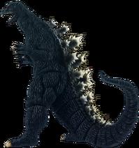 FW Godzilla render