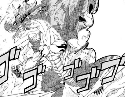 Ignia Dragon Form