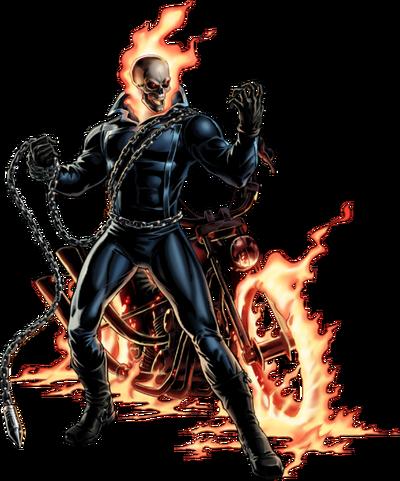 Johnathon Blaze (Earth-12131) 001