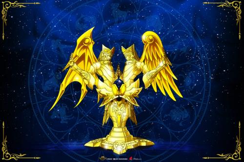 Gemini God Cloth