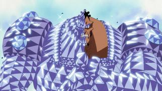 Jozu Turning Into Diamond