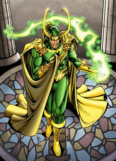 Loki Marvel Comics