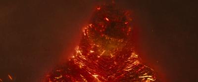 GKOTM - Burning Godzilla's Glare