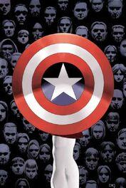Captain America Vol 4 5 Textless