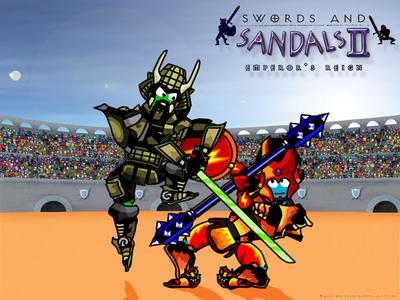 Swords & Sandals Gladiator