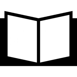 Open Book Favicon