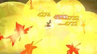 Gameplay demostrativo de Senna