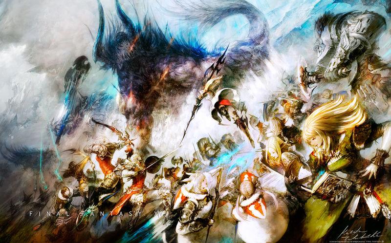 Final Fantasy wallpaper-0
