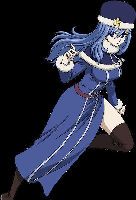 Juvia Anime S5