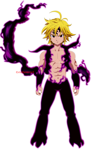Assault Mode Meliodas
