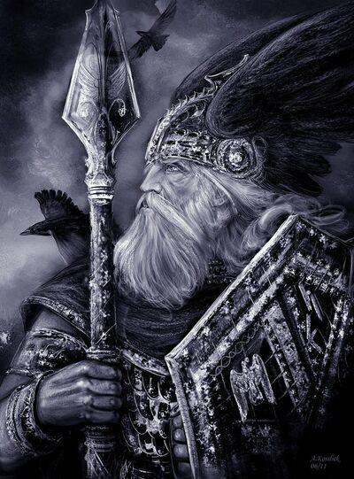 OdinMitologiaNórdica