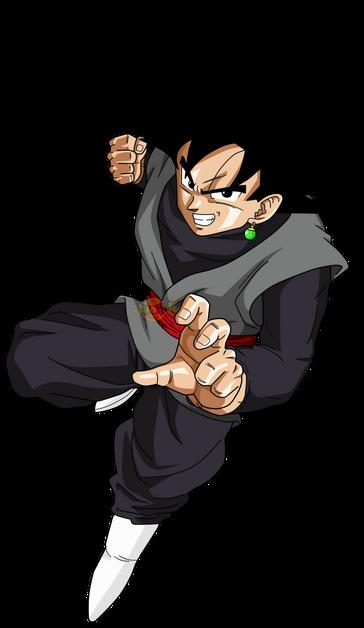 Goku black v3 by jaredsongohan-da7c894