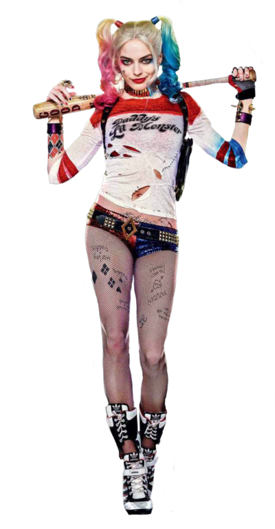 Harley Quinn DCEU TR