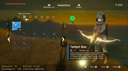 Twilight Bow