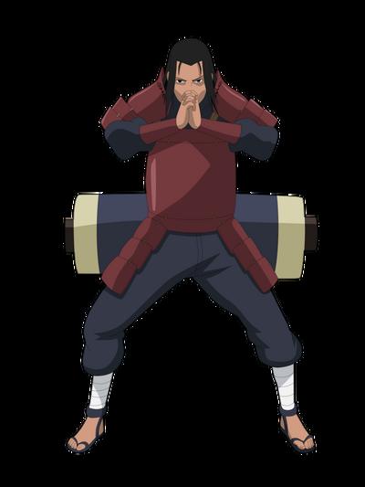 Hashirama senju render by luishatakeuchiha-d66f3yi