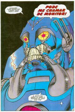 Antimonitor Armor