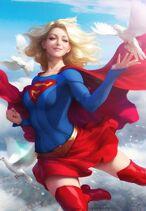 Supergirl (Pós-Crise)