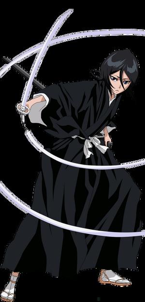 Rukia Sode No Shiraiyuuki
