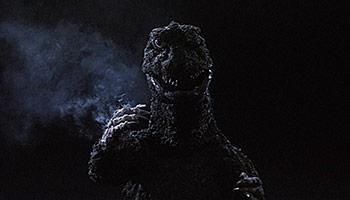 Godzilla 1971 regeneration
