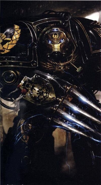 Space Marine Terminator