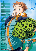 King (Nanatsu no Taizai)