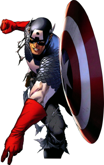 Captain america by bobhertley-d5wtdzc