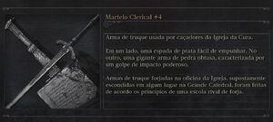 Martelo Clerical