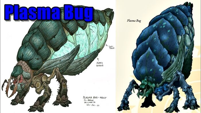 Plasma Bug-Arte