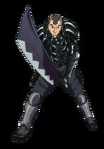 Yukinori-shinohara-kakuja-armor