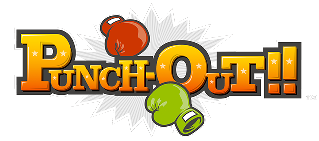 Punch-Out!! series logo