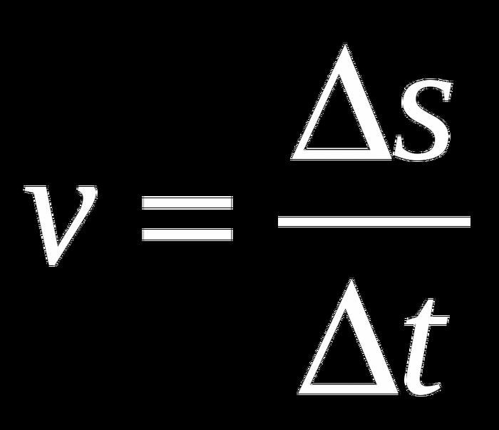 Formula-da-velocidade-movimento