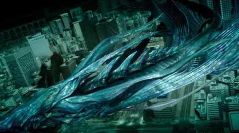 FINAL FANTASY XV Leviathan Summon