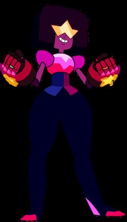 Garnet nova
